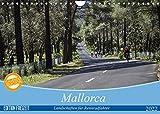 Mallorca: Die schönsten Landschaften für Rennradfahrer (Wandkalender 2022 DIN A4 quer)