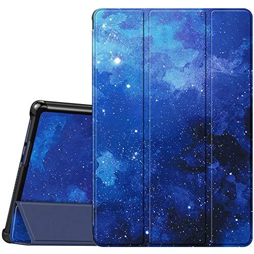 Fintie Hülle Hülle für Huawei MatePad T10/T10s 10.1 Zoll - Ultra Dünn Superleicht Flip Schutzhülle mit Zwei Einstellbarem Standfunktion für Huawei Matepad T10 T10s 10.1 Tablet 2020, Sternenhimmel