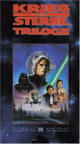 Krieg der Sterne Trilogie [VHS]