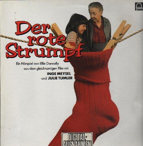 Elfie Donnelly,Der rote Strumpf, mit Inge Meysel und Julie Tumler (Label: Fontana) LP, Vinyl - 6449 122