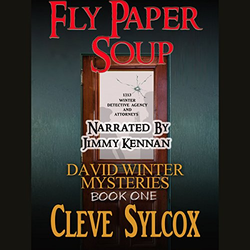 Fly Paper Soup audiobook cover art