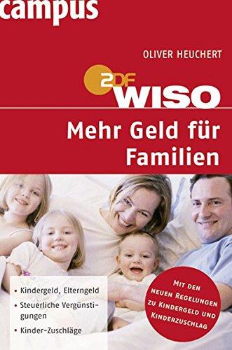WISO: Mehr Geld für Familien