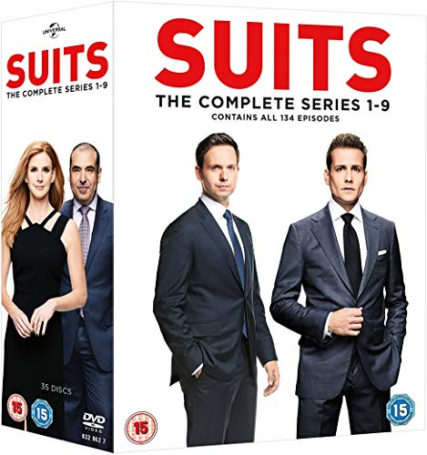 Suits - Coll.Compl. St.1-9 ( Box 33 Dv)