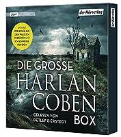 Die grosse Harlan-Coben-Box: Der Junge aus dem Wald - Ich finde dich - Ich schweige fuer dich