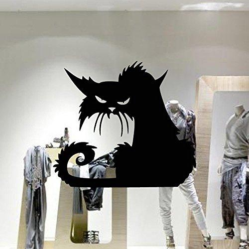 sunnymi 3D–Vinilos Alegre Halloween presupuesto Habitaciones Suelo Pared Decorativo para Pared de Adhesivo Decorativo Desmontable