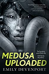 Medusa Uploaded Book Cover and Link to Amazon Page