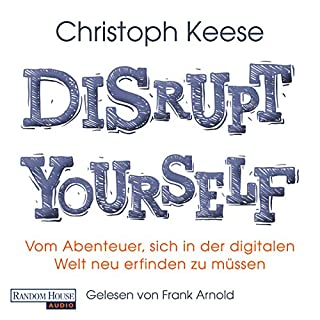 Disrupt Yourself cover art