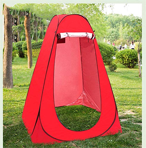 HHORD Portable Lightweight Pop-Up Tent, Dressing Room, Mobile Toilet, Fishing Shade, Private Shower. Indoor/Outdoor,D