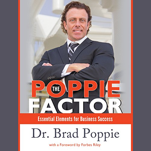 The Poppie Factor audiobook cover art