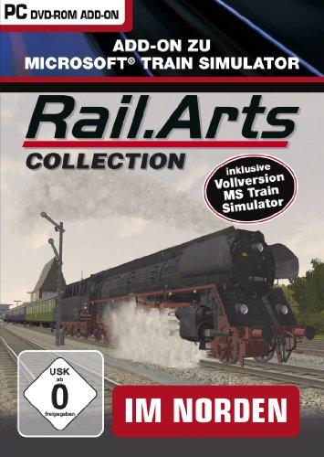Photo of RailArts Collection – Im Norden MSTS + 3 Strecken [German Version]