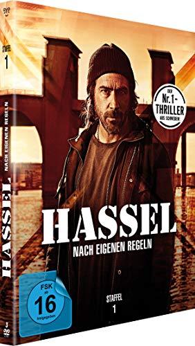 Hassel - Nach eigenen Regeln - Staffel 1 - [DVD]