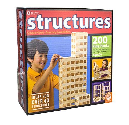 KEVA Structures Plank Set