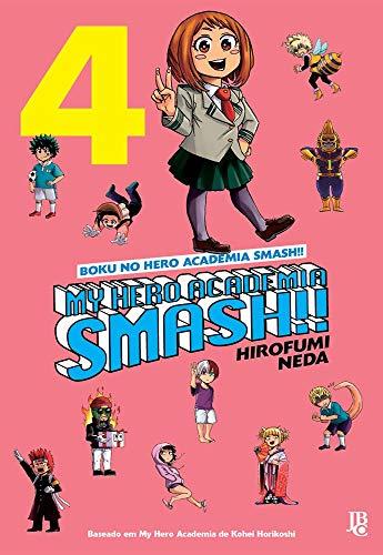 My Hero Academia Smash!! - Vol. 4