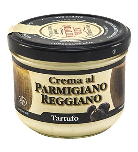 Exquisita tartufo crema Parmigiano Reggiano Made in Italy
