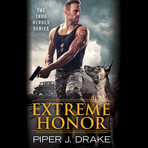 Extreme Honor audiobook cover art