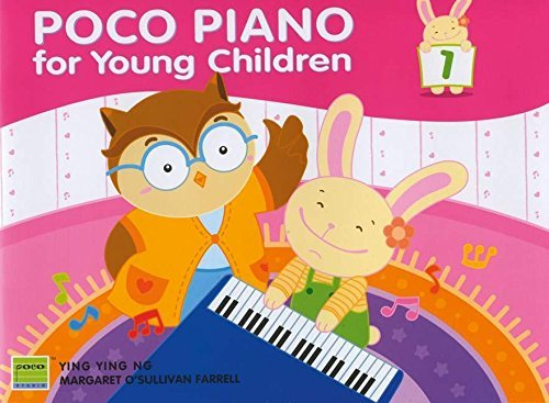 Poco Piano 1: For Young Children by Ying Ying Ng (2015-08-16)