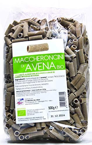 La Finestra Sul Cielo Spec Maccheroncini Int 100% Avena Bio - 500 g