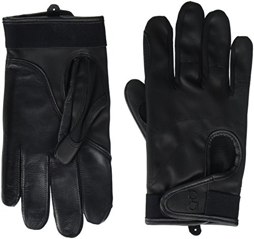 Bob Allen Black Deluxe Shooting Gloves (XX-Large)