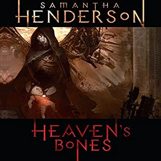 Heaven's Bones audiobook cover art