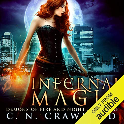 Page de couverture de Infernal Magic