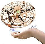 harupink Mini UFO Drone Giocattolo, Mini Drone Palla Volante Giocattolo Flying Ball Toy Aerei ad...