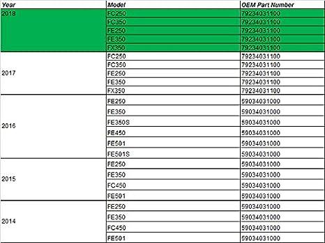 Hammerhead Prämie Geschmiedeter Schalthebel Tippoptionen Für Große Stiefel Type 1 Ersatz Für Husqvarna Fc 250 Fc 350 Fc 450 Fe 250 Fe 350 Fe 450 Fe 501 Fx 350 2014 2019 Auto