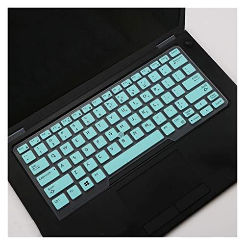 Cover per tastiera in silicone Tastiera del computer portatile della copertura della pelle for Dell Latitude 7490 5480 5490 copertura della tastiera for Dell 3340 E3340 E5450 E5470 E7450 14 pollici Im