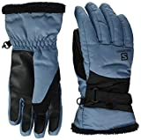 SALOMON Gloves Force Dry W Guantes, Mujer, Copen Blue/Night Sky, xl