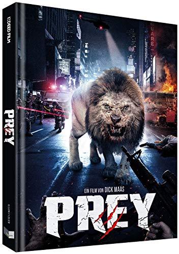 Prey - Beutejagd - 2-Disc Mediabook - Cover B - Limitiert auf 333 Stuk - Uncut  (+ DVD)