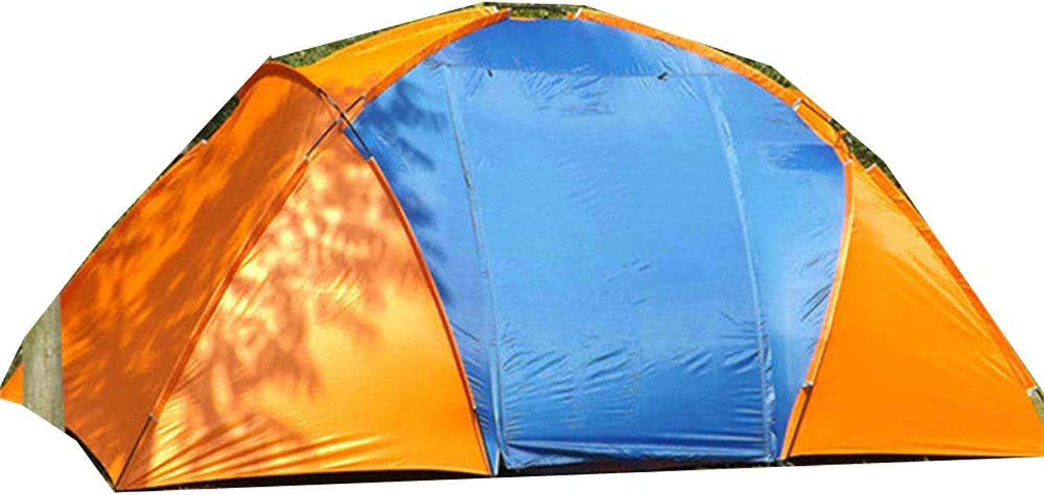 Biaohe Layer Waterproof Big Camping Bedroom Room Tent House Family Outdoor Party