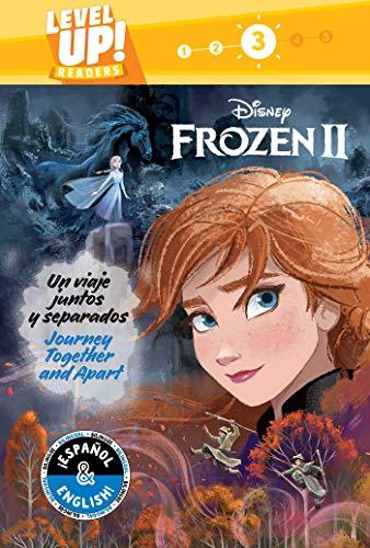Journey Together and Apart / Un Viaje Juntos Y Separados (English-Spanish) (Disney Frozen 2) (Level Up! Readers): 28