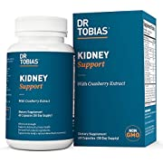 Dr. Tobias Kidney Support & Cleanse, 60 Count
