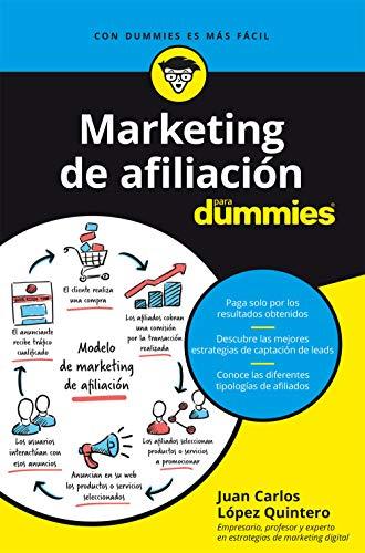 Marketing de afiliación para dummies (Sin colección)