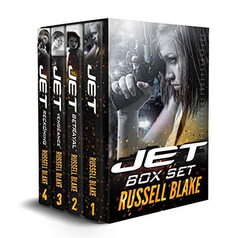 JET (4 Novel Bundle): First 4 JET novels