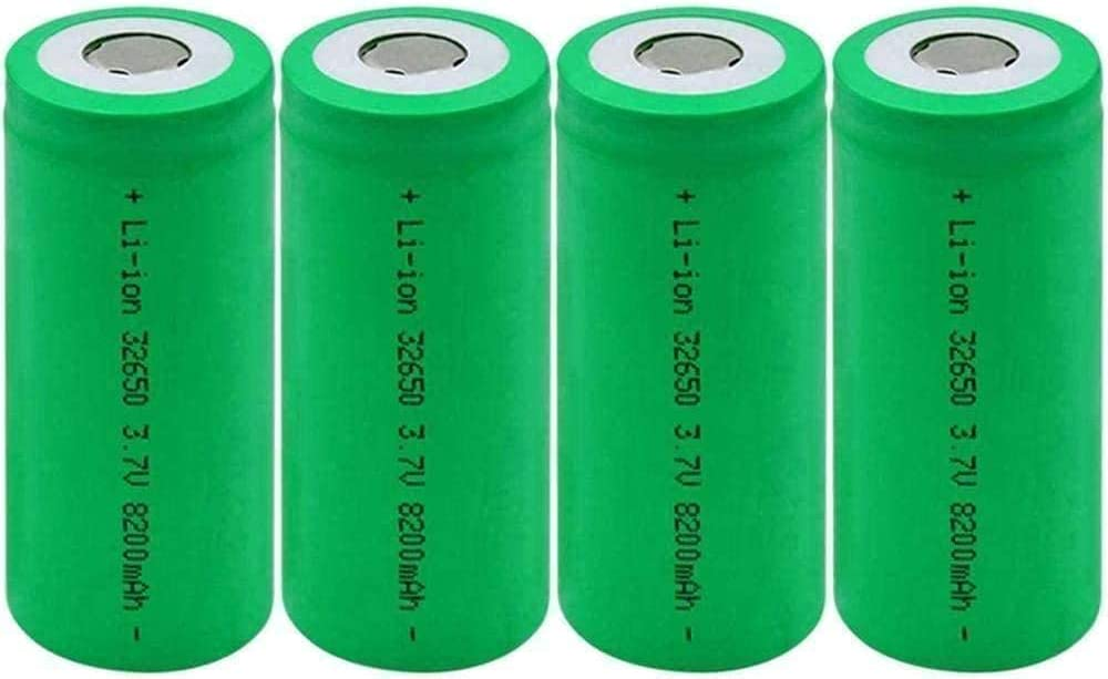 3.7V 8200mah 32650 Lithium Battery R High Discharge Ranking Bombing new work TOP20 Current
