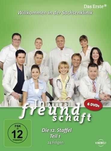 In aller Freundschaft - Staffel 12, Teil 1 (6 DVDs)