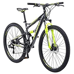 Schwinn Traxion Full Dual-Suspension Mountain Bike