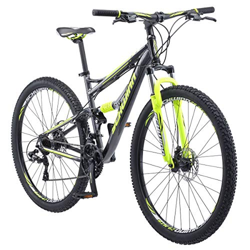 Schwinn Traxion Mountain Bike, 29' Wheels, 18' Frame, Grey