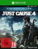 Just Cause 4 - Steelbook Edition - exkl. bei Amazon.de - Xbox One [Edizione: Germania]
