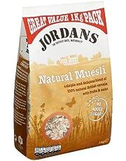 Jordans Cereales Muesli - 1000 gr