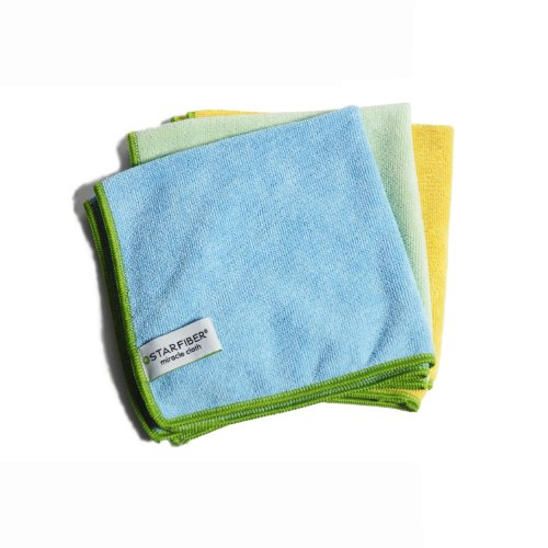 Starfiber Microfiber Miracle Cleaning Cloth Kit