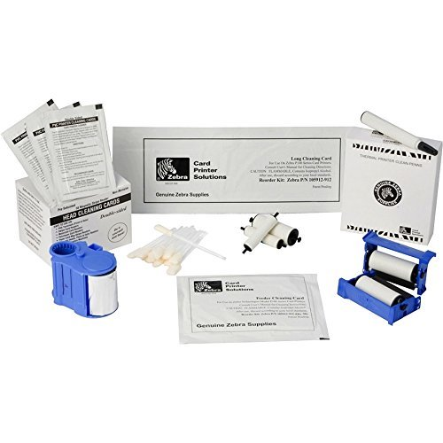 Zebra card 105999-808 Laminator Cleaning Kit for ZXP Series 8 Card Printer