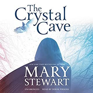 The Crystal Cave     The Arthurian Saga, Book 1              By:                                                                                                                                 Mary Stewart                               Narrated by:                                                                                                                                 Derek Perkins                      Length: 16 hrs and 51 mins     693 ratings     Overall 4.7