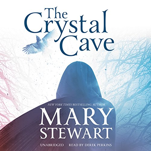 The Crystal Cave audiobook cover art