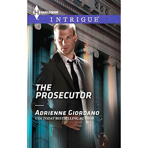 The Prosecutor audiobook cover art