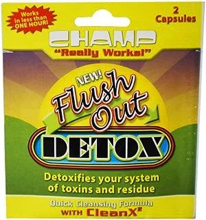 Best champ flush out detox instructions Reviews