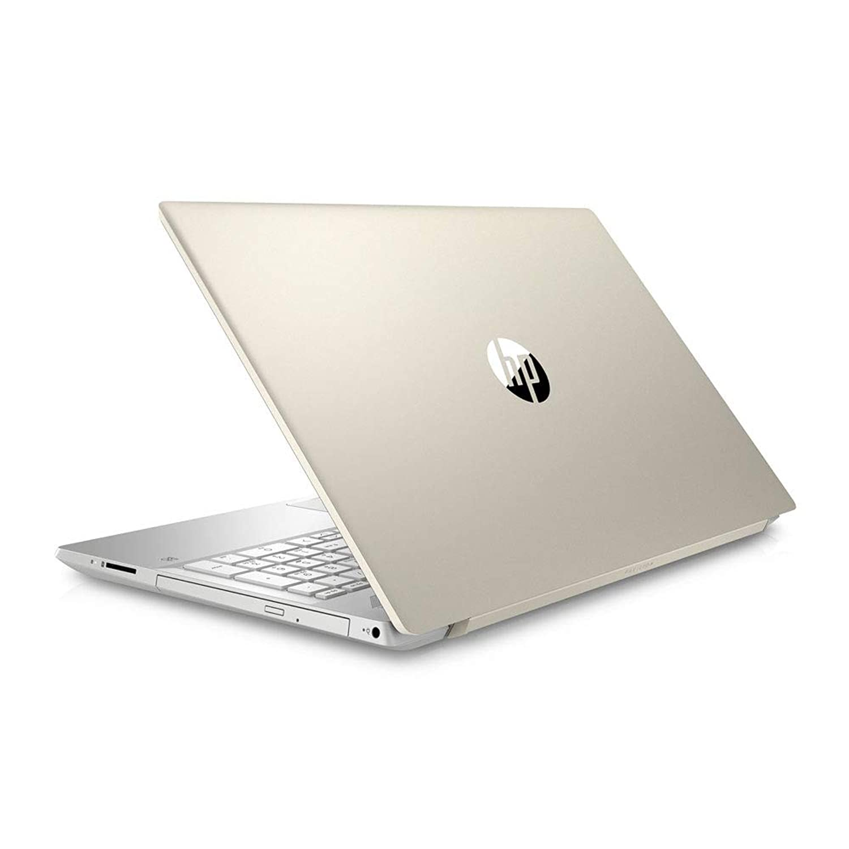 【フルHD液晶】HP Pavilion 15-cu0000 Windows10 Home 64bit 第8世代 Corei7 8GB DVDライター 高速無線LAN IEEE802.11ac/a/b/g/n Bluetooth4.2 HDMI USB3.1Genx1 webカメラ SDカードスロット 10キー付日本語バックライトキーボード 15.6型フルHD?IPS液晶ノートパソコン モダンゴールド (Core-i7 1TB HDD+128GB SSD)
