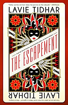 The Escapement by Lavie Tidhar science fiction and fantasy book and audiobook reviews