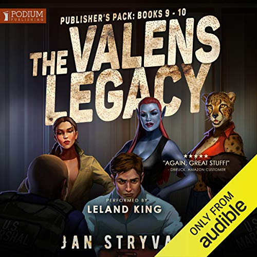 Page de couverture de The Valens Legacy, Publisher's Pack 5