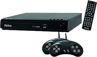 DVD Player, Philco PH150 Game, Preto